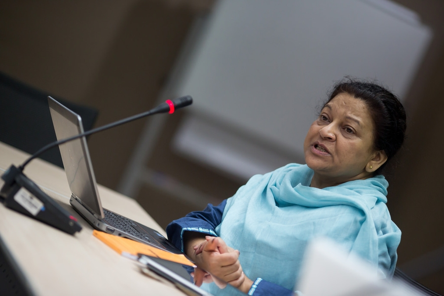 Special rapporteur calls for international action on Eritrea