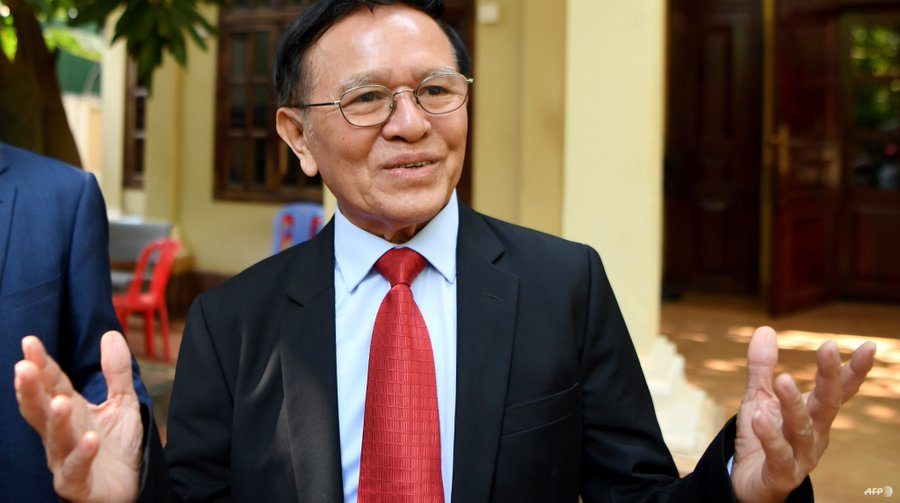 Politically motivated trial of  Cambodian opposition leader continues despite international pressure