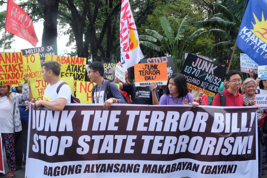 Civil society in the Philippines decry restrictive laws, smear campaigns and  judicial harassment