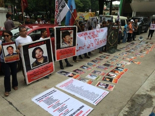Conviction of former General involved in disappearances of activists important step for justice