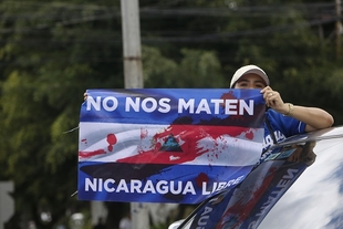 UN report finds 'Urgent action is needed to address the human rights crisis in Nicaragua'