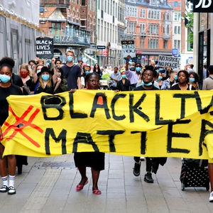 Thousands gather for Black Lives Matter protests