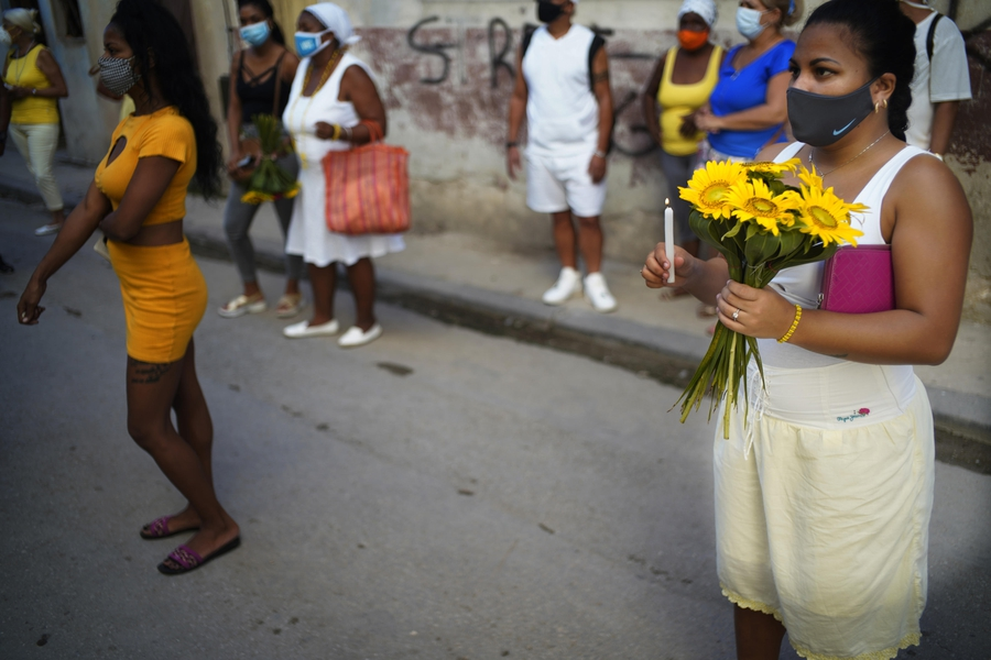 Protest against police killing suppressed in Cuba and Sunflower Uprising proceeds despite repression