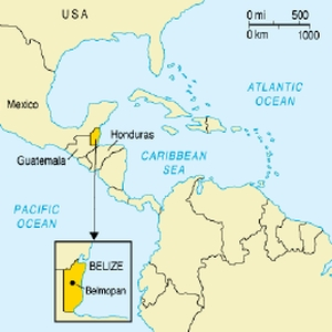Protest over voter registration took place in Belize