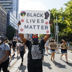 Protests against police brutality and harassment of Black and First Nations people across Canada