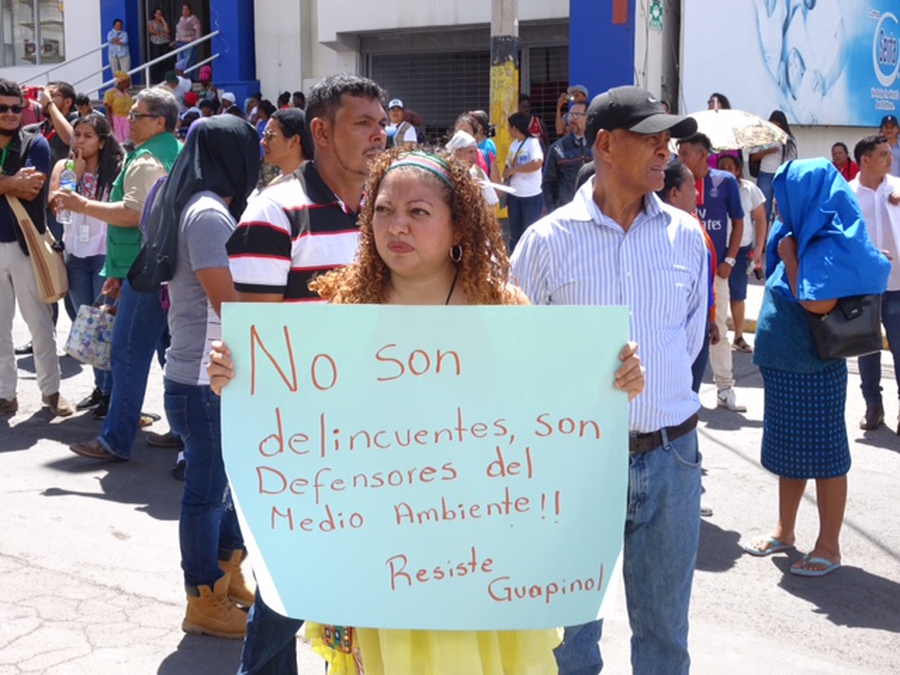 Honduras among the most dangerous countries in the world for environmental defenders