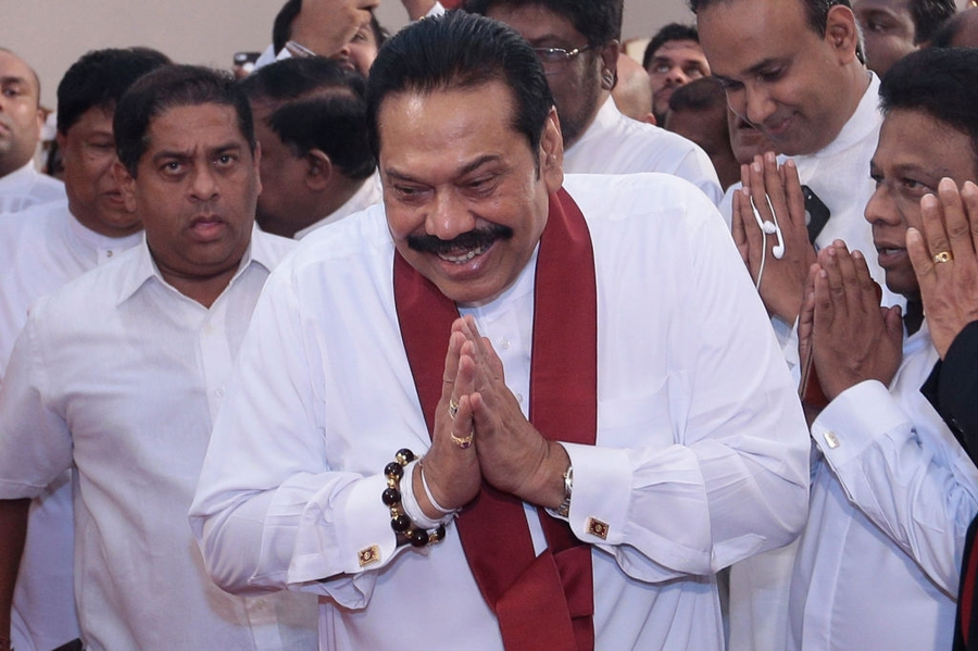 Activists fear Rajapaksa's return to power