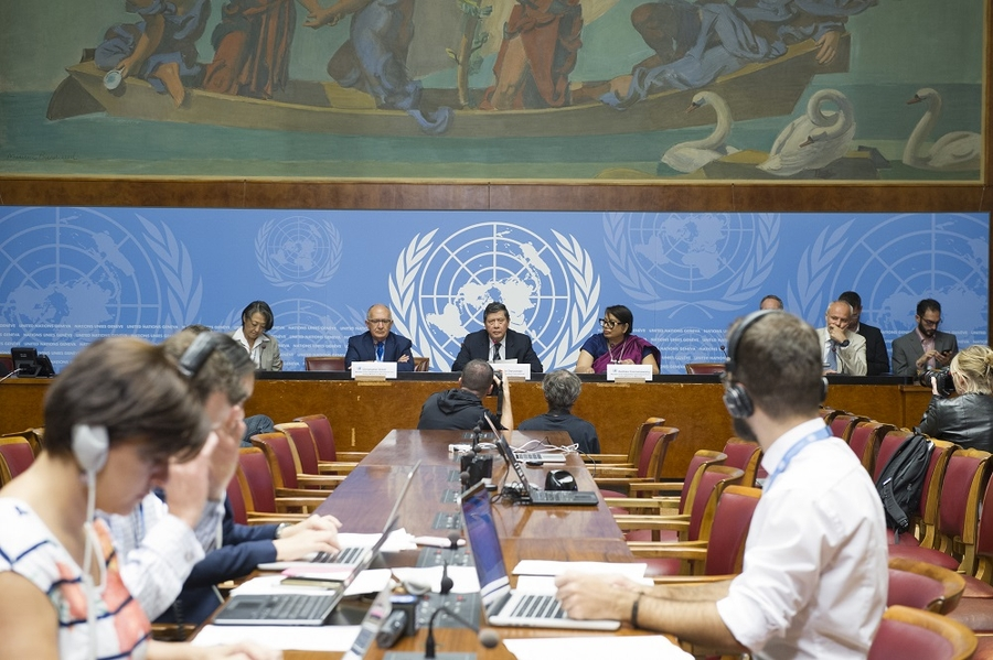 UN fact-finding mission finds serious crimes fuelled by the silencing of critical voices
