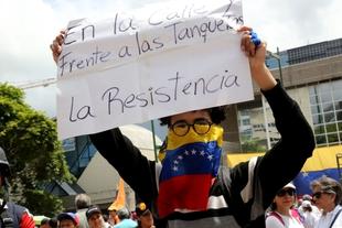 Intimidation of journalists and actors in Venezuela