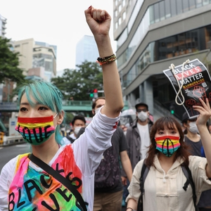 Activist groups in Japan call for end to racism, police abuse and passage of equality law