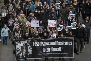 Rise of right-wing extremism continues