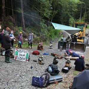 Canada: Police restricts press access to environmental protests