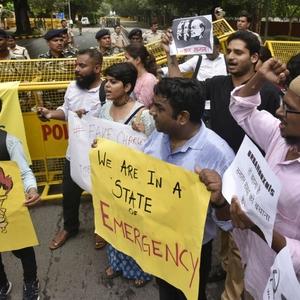India: Routine Repression of Civil Society