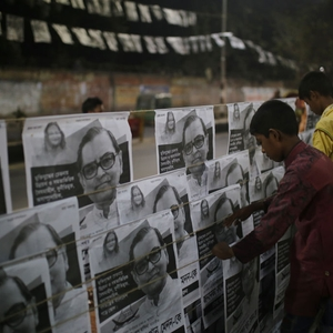 Opposition under assault and news websites blocked ahead of  Bangladeshi elections